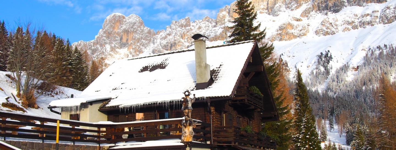 Die Tscheinerhütte
