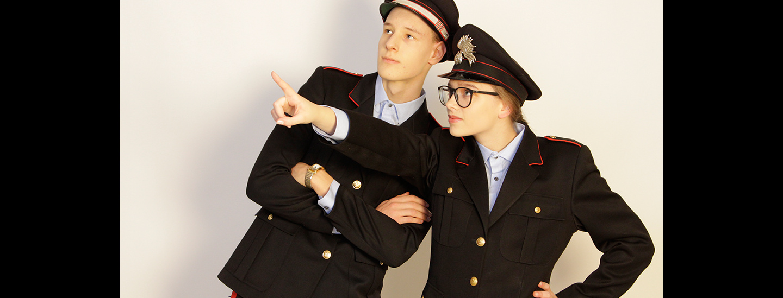 Die Polizisten