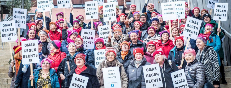 Omas gegen Rechts Österreich