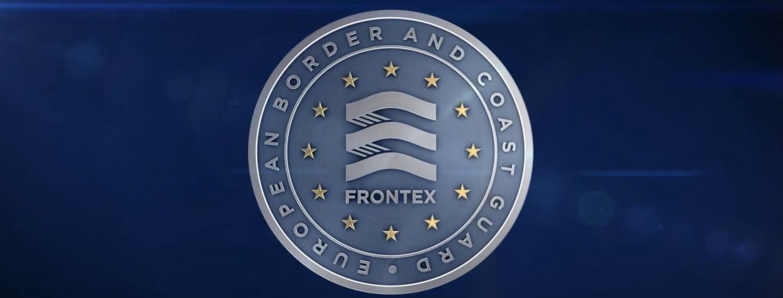 Logo von Frontex