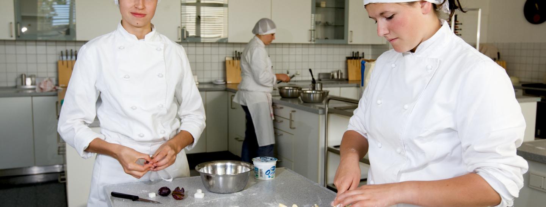 cuochi scuola professionale Alto Adige tirocini