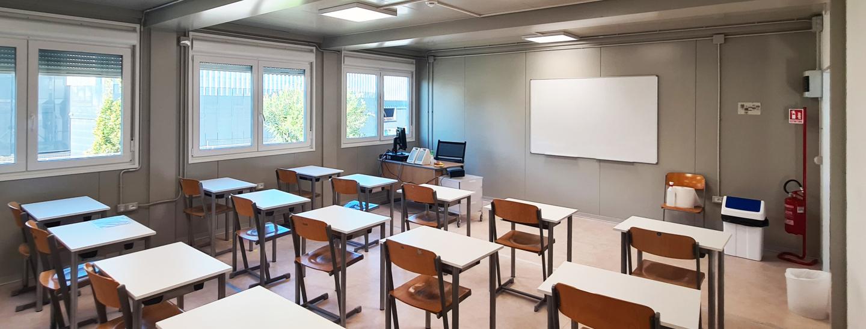 Liceo Pascoli, Bolzano, aula, classe