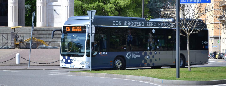 bus idrogeno
