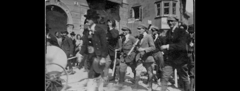 Fascisti a Bolzano