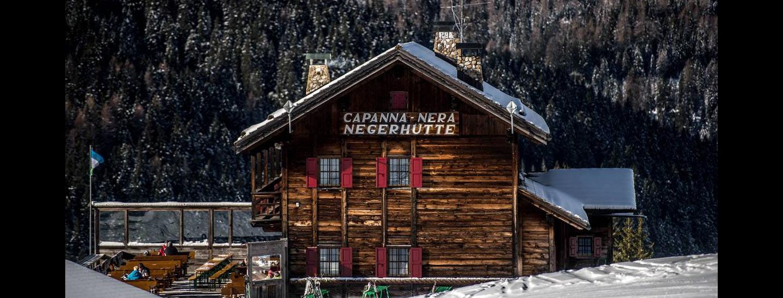 Capanna Nera ex Negerhütte
