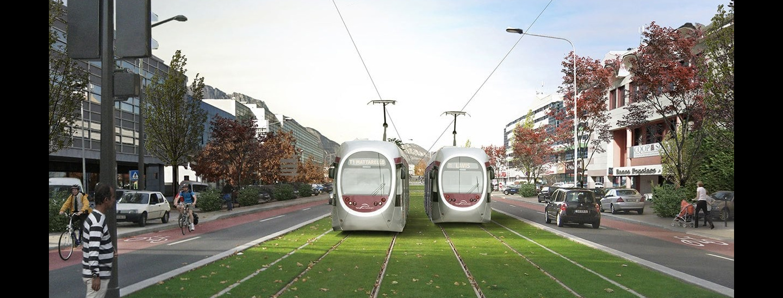 Tram Trento