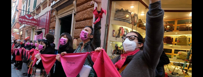 Frauenmorde Genua