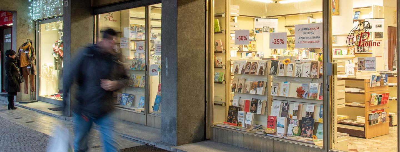 libreria suore paoline Bolzano