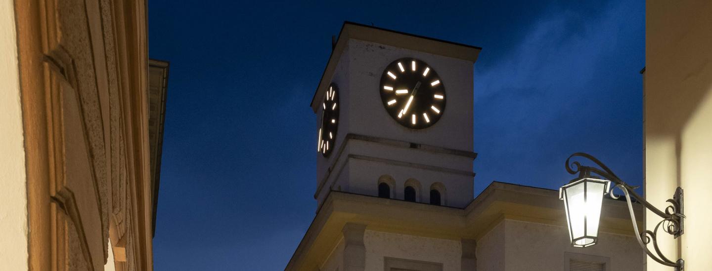 Rathaus Meran