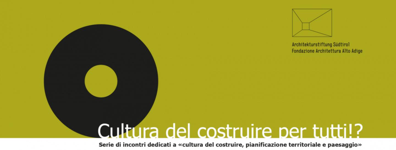 Fondazione Architettura Alto Adige