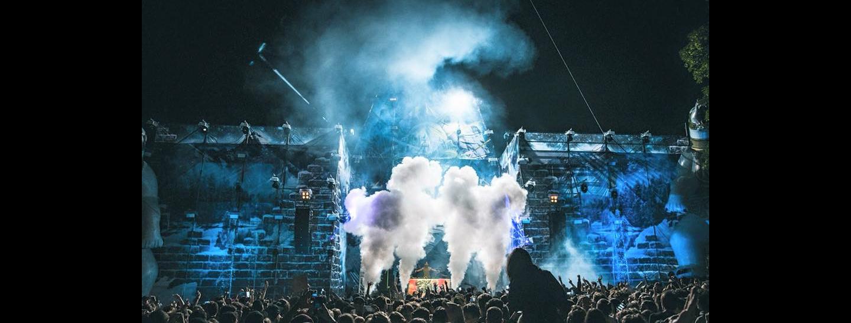 Crowd - Crazy Castle Festival