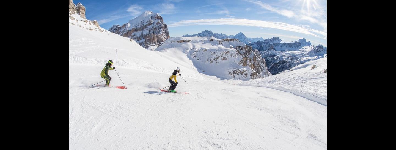 Cortina, Dolomiti superski