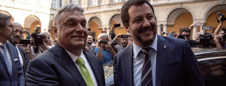 Orban-Salvini