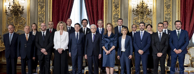 Kabinett Conte
