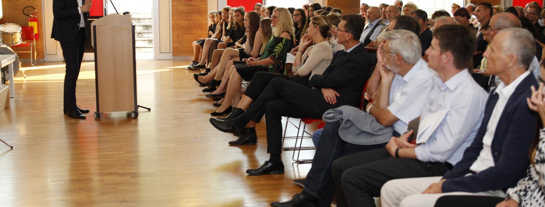 Achammer Eröffnungskonferenz