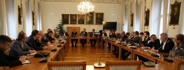 treffen SVP und ÖVP