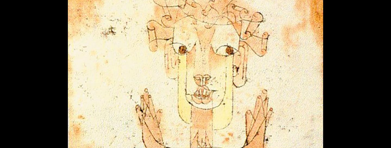 Paul Klee, Angelus Novus, Gerusalemme, Museo Nazionale Ebraico