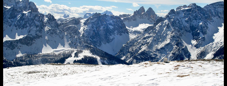 Standort künftige Bergstation Hochgruben