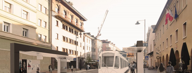 Tram Dominikanerplatz