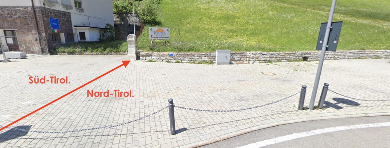 Brenner, Brennero