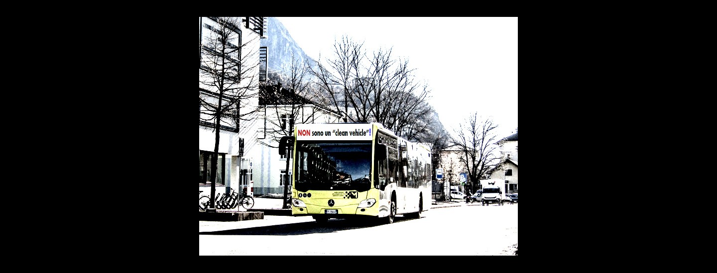 "Bus ibridi-gasolio di Sasa, non sono ""clean vehicle""!"