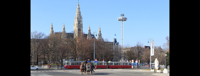 City Skyliner in Wien