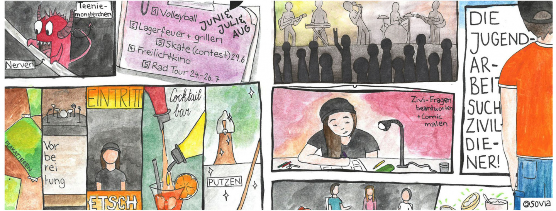 Jugendkultur - Comic