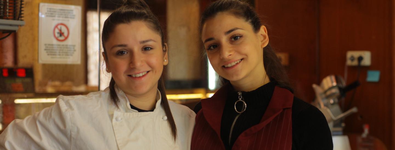 Syria Lidia Li Perni buongustaio Bolzano