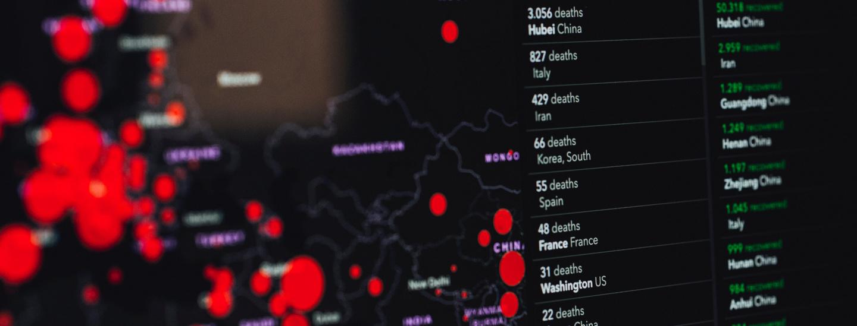 Coronavirus - Statistic - Screen