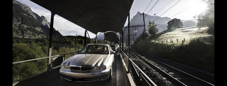 Treno navetta Svizzera