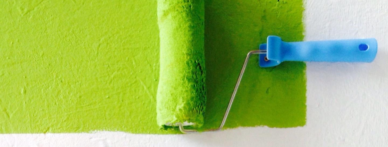 Grüne Farbe