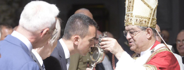 Luigi Di Maio - San Gennaro