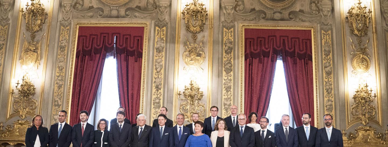Kabinett Conte II