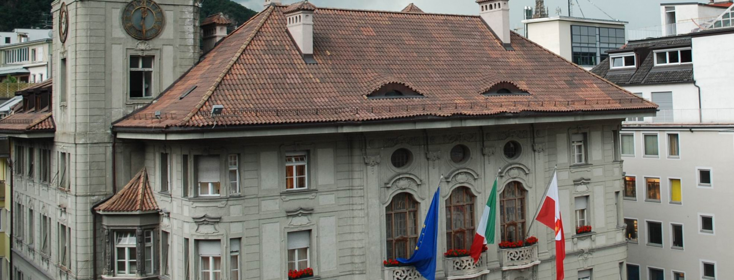 Comune, Bolzano, municipio, palazzo, piazza
