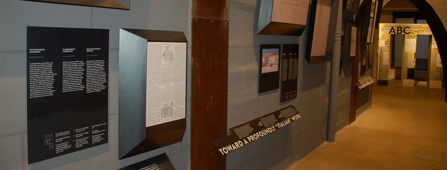 Il museo nella cripta
