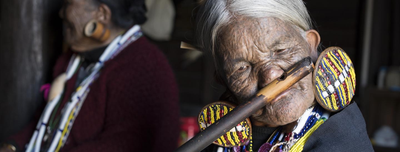 Signora si 93 anni, Mindat