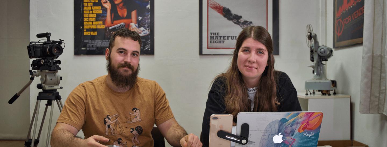 Emil Da Soghe e Valentina Iagrossi di Eagle Service