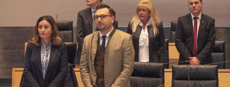 Ulli Mair, Andreas Leiter Reber