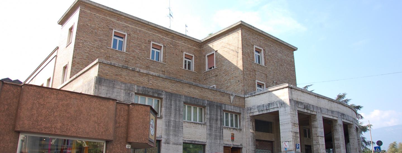 Edificio ex INA