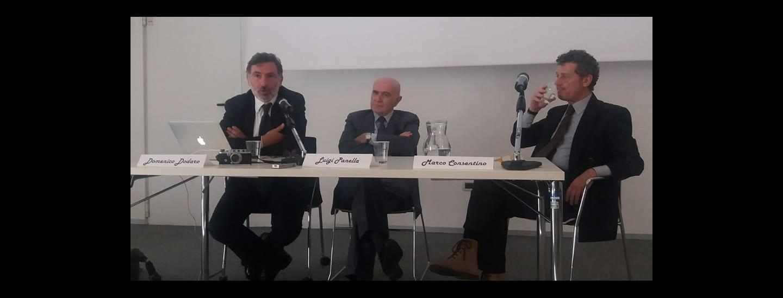 Domenico Dodaro, Luigi Panella, Marco Consentino