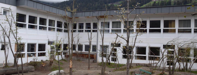 Garten Kindergarten Innichen