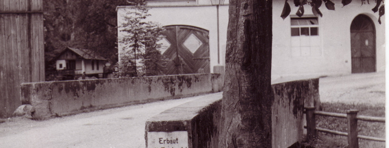 Freigeld Brücke