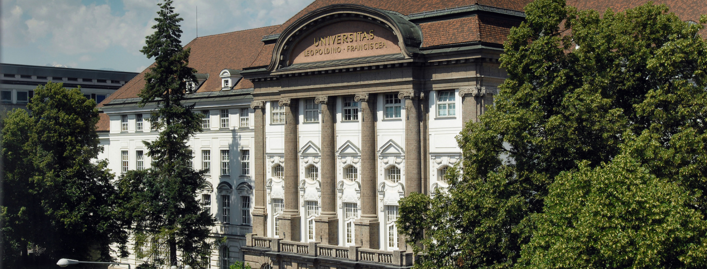 Hauptgebäude Uni Innsbruck