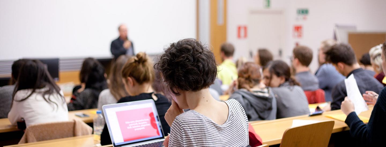 unibz, università, Bolzano, Lui