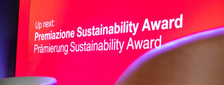 Sustainability Awards 2021