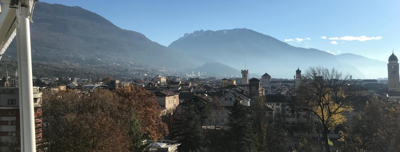 Trento, la ruota, una piazza rinata   Salto.bz