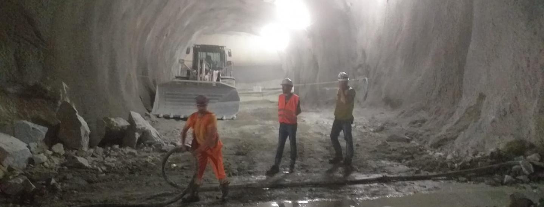 Tunnel del Brennero Bbt