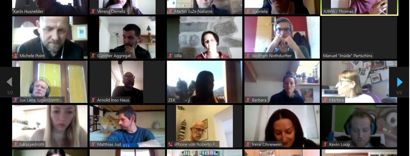netz - virtojal - Meeting - Screenshot