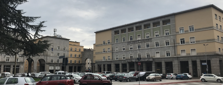 piazza vittoria Bolzano