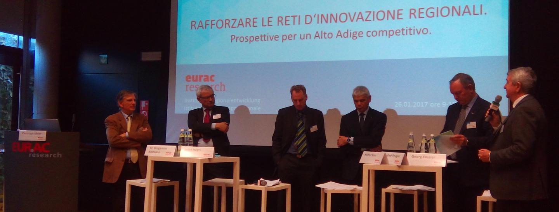 Rafforzare le reti d'innovazione regionali